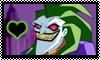 Stamp: i love Joker - The BatMan by StephDragonness