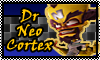 Stamp: Dr Neo Cortex by StephDragonness