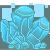 Pixel: Pixel Crystal Gems~AquaMarine