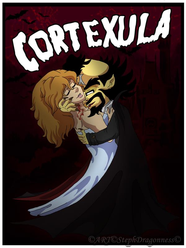 CB: Cortexula by StephDragonness