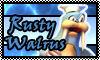 Stamp: Rusty Walrus