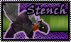 stamp: CotT Stench by StephDragonness