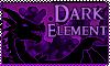 stamp: DRAGON ELEMENT Dark by StephDragonness