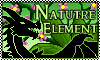 stamp: DRAGON ELEMENT Nature by StephDragonness