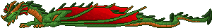 Pixel: Dragon Wyvern Divider by StephDragonness