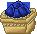 Pixel: Spyro - Gem Chest Blue Sapphire