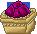 Pixel: Spyro - Gem Chest Purple Garnet