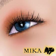 Mika Nakashima - Eye by kaye