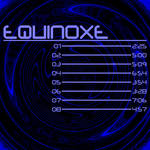 My Equinoxe CD backcover by Droid24747
