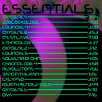 My Essentials CD backcover by Droid24747