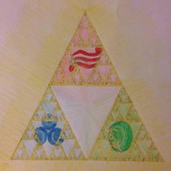 Sierpinski's Triforce