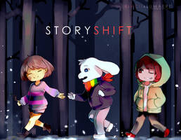Storyshift [Collab with Lumaere] by kiacii-official