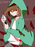 Storyshift - Chara by kiacii-official