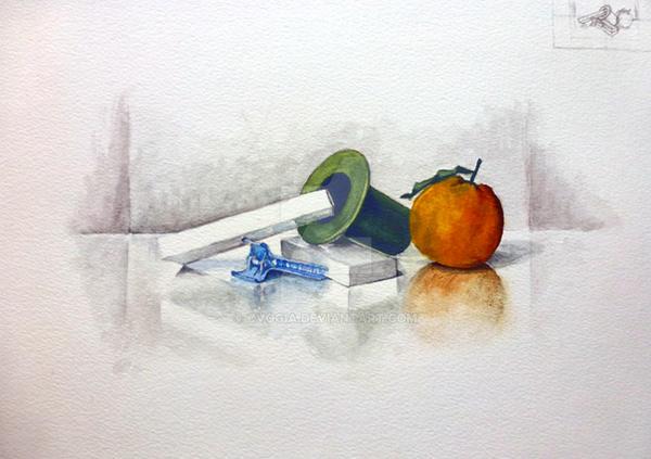 Still Life 7 by CVogia