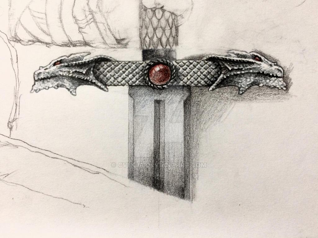 Dragon Sword (WiP) by CVogia