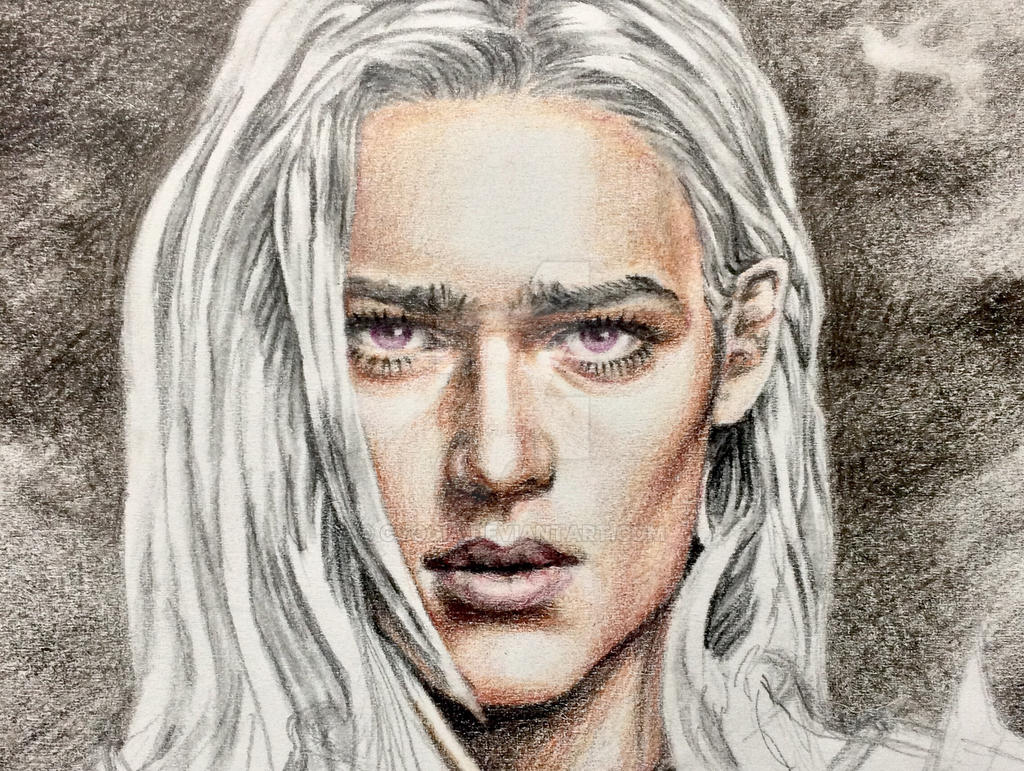 Prince of Dragonstone (wip.2) by CVogia