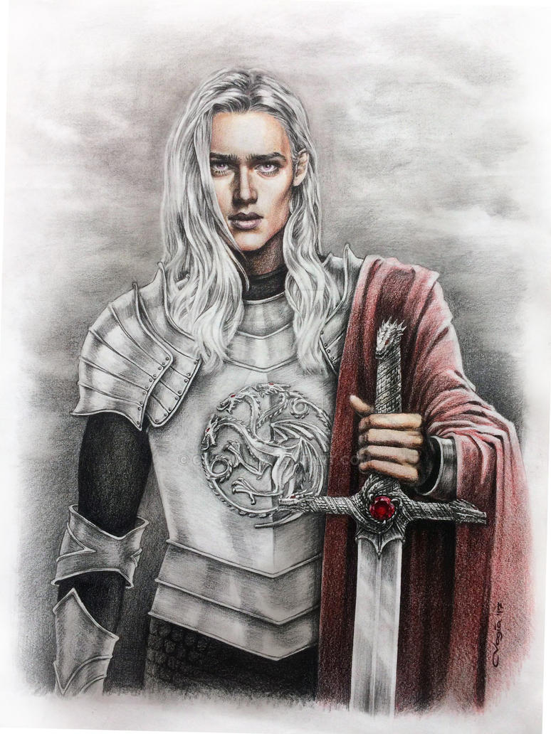 Prince of Dragonstone by CVogia