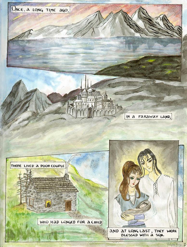 Death's Godson - 001 by Ardwynna-Morrigu