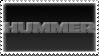 Hummer stamp by SiegRainer