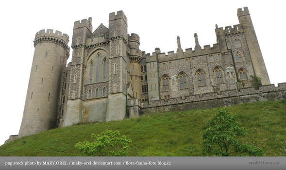 PNG STOCK: Castle (England)