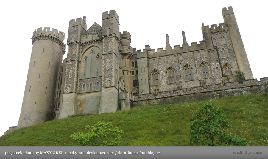 PNG STOCK: Castle (England) by MAKY-OREL