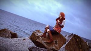 Cerys an Craite (Witcher 3) by LeitNiakris