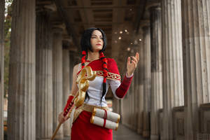 Prime World - Priestess Cosplay