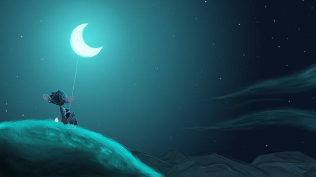 Mune: guardian of the moon - wallpaper