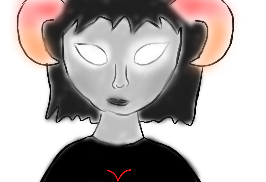 My Friend as A Homestuck Troll by Extremedreams