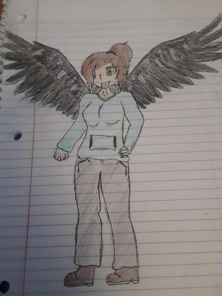 Saphira sam Winchester (a destiel child) by huwata