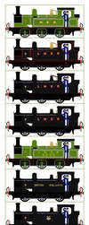 LNER J72 Sprite Base by Diamond-Jubilee