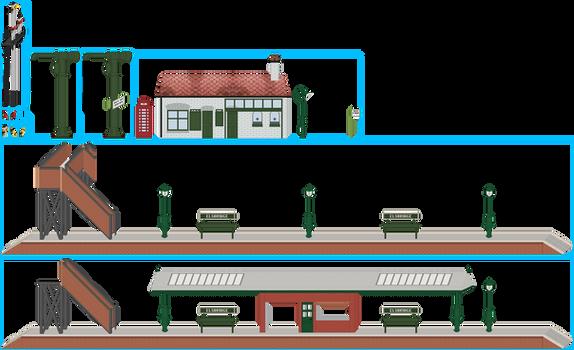 Elsbridge Station Accessories and Overlays