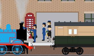 Thomas's Train