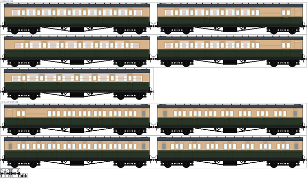Classic Series Express Coaches - Bigger and Longer