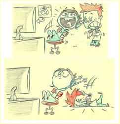 Yaaaaay....oops... by Sibsy