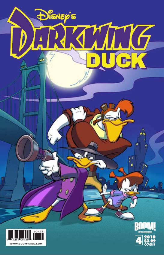 Darkwing Duck 4 by Sibsy