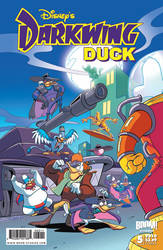 Darkwing Ongoing