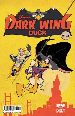 Darkwing Duck 7
