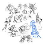 May Sketch Dump