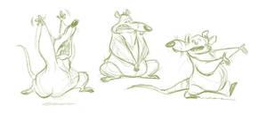 Rats by Sibsy