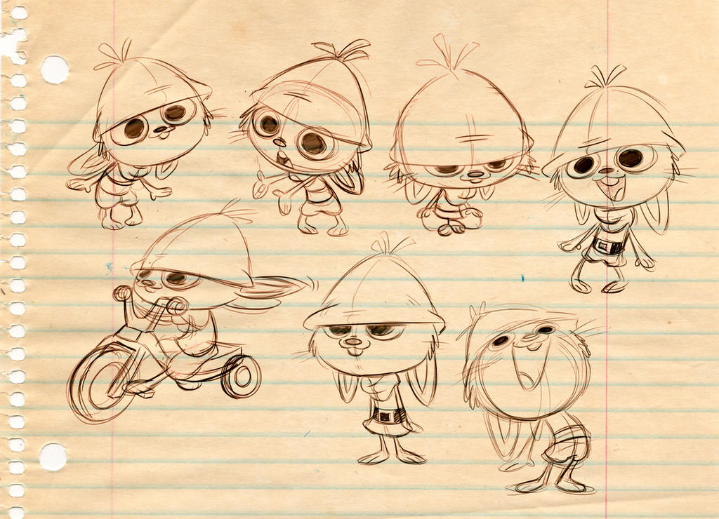 Mi primer dibujo oficial de Simba Oh_hai_there_bunny_by_sibsy-d57uh92
