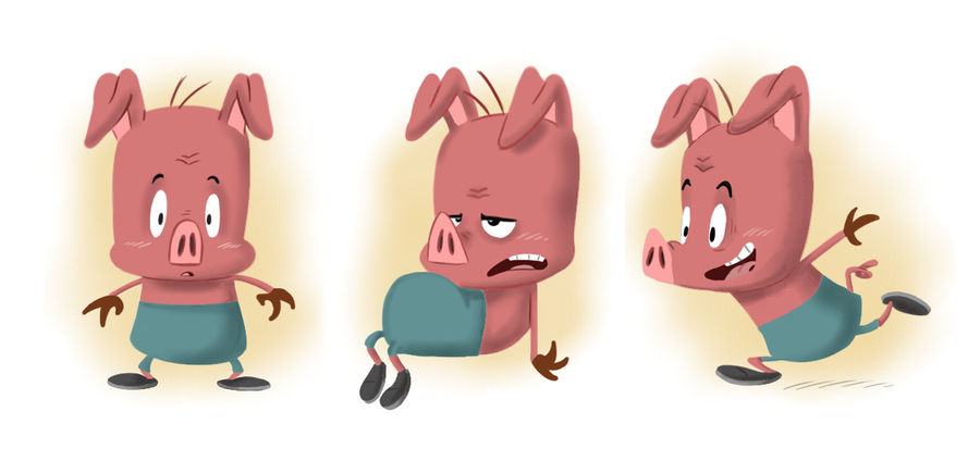 I Smell Bacon by Sibsy