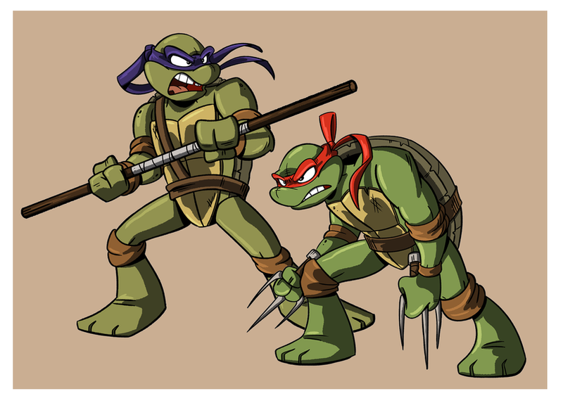 Best Turtles by Sibsy