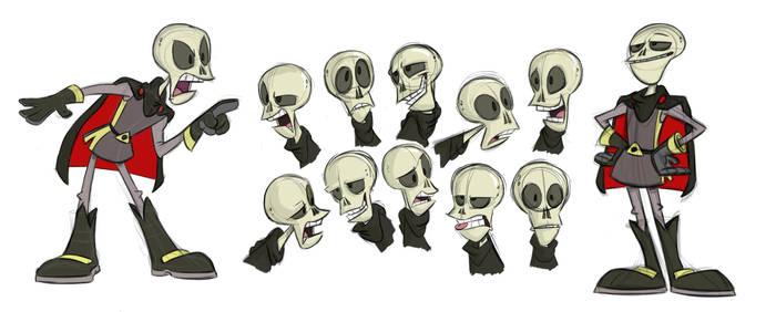 Skeleman
