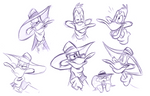 DW Sketches