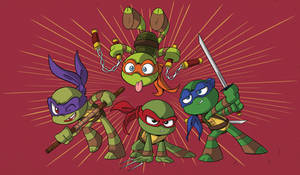 Little Old Turtles