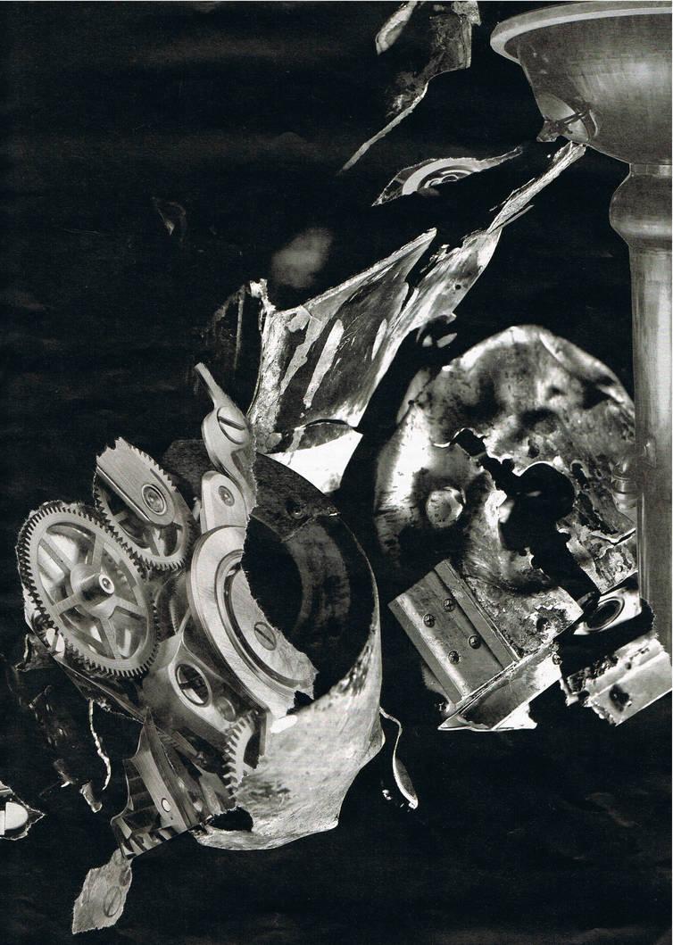 Poetics of the Junk Yard by KatDiestel