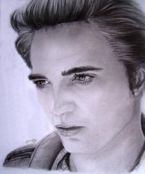 Edward Closeup by FrEsHyLiCi0uZ