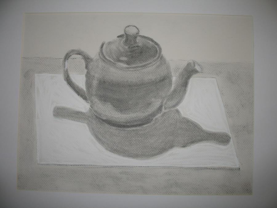 Teapot for Grandma by KuninGroup