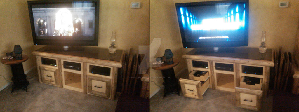TV Stand by the-lone-wolf-fft2